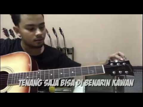 Cara Meluruskan Neck Gitar Yang Bengkok Youtube
