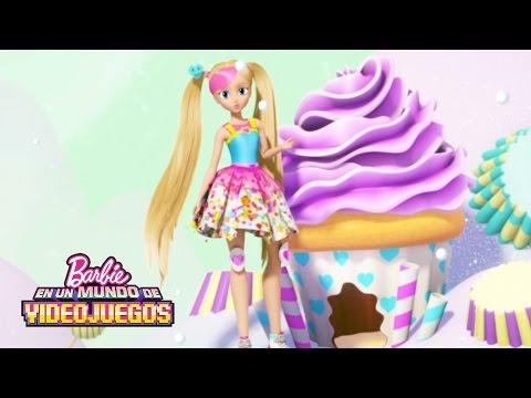 Detrás de cámaras y escenas eliminadas   Barbie En Un Mundo De Videojuegos  Barbie
