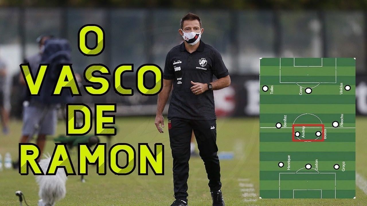 Vasco 3x1 Macaé | As primeiras impressões do Vasco de Ramon