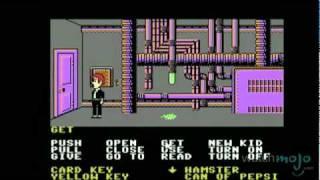 Video Game Classics: Maniac Mansion