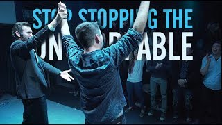 Stop Stopping The Unstoppable - Personal Development Comedy Show