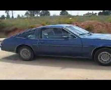 Chevrolet Monza Spyder 1979 (Nacho)