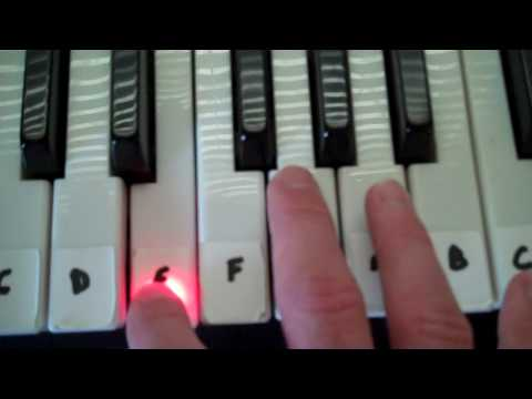 L.L. Cool J - I Need Love (Piano Cover/Tutorial)