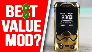 IS THIS THE BEST VALUE VAPE MOD ON THE MARKET? ✌️