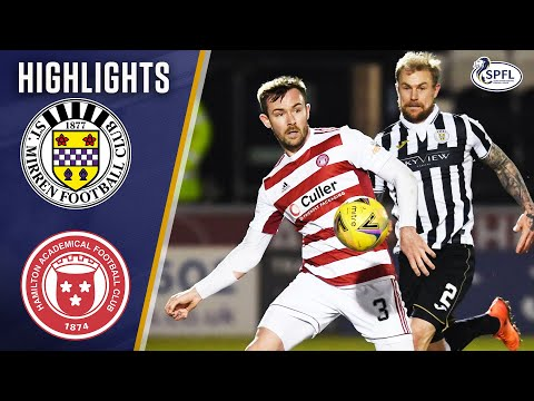 St Mirren Hamilton Goals And Highlights