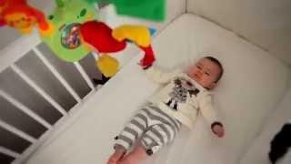 Детский музыкальный мобиль на кроватку!(Великолепный детский мобиль развлечет вашего ребенка во время бодрствования и успокоит перед сном. 20 минут..., 2014-07-14T06:45:35.000Z)