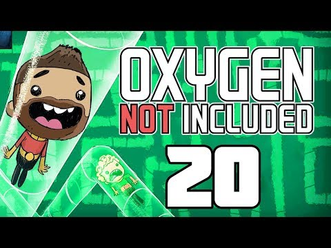 Refrigerator - Hutts Plays Oxygen Not Included [Episode 20]