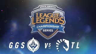 Video GGS vs. TL - Week 3 Day 2 | NA LCS Spring Split | Golden Guardians vs. Team Liquid (2018) download MP3, 3GP, MP4, WEBM, AVI, FLV Juni 2018