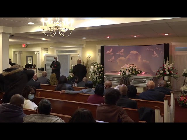 Funeral Services for Betty Raine