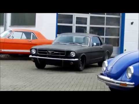1966 Ford Mustang V8 302 CUI Ratte -