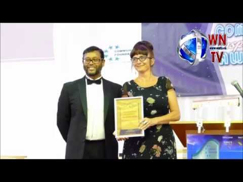 Video Report Community Inspiration Awards 2016 UK By S M Irfan Tahir Photojournalist NUJ GB