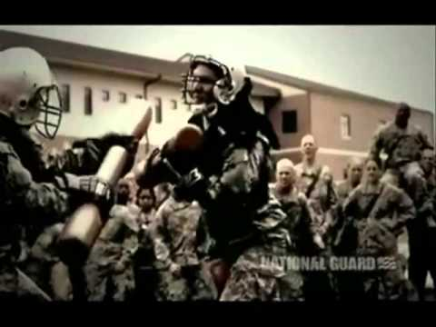 Military Clips- Burn It To The Ground