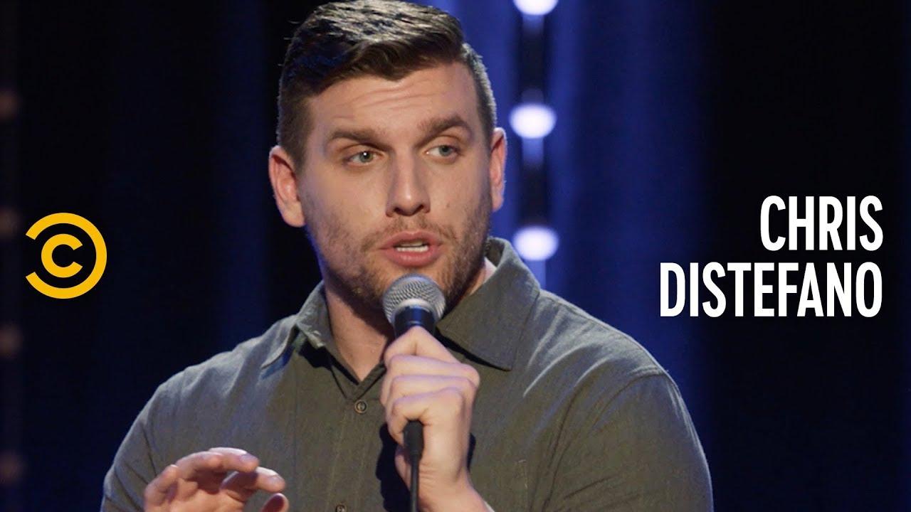 Chris Distefano: Size 38 Waist - Official Trailer
