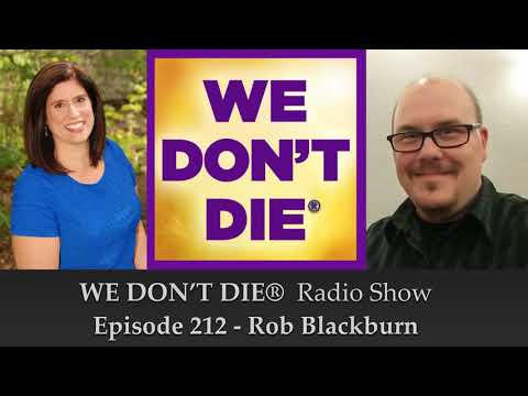 Episode 212 Rob Blackburn - Elementary School Teacher & Emerging Physical Medium