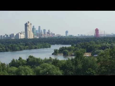 Строгино, ул.Твардовского, 23 вид из окна
