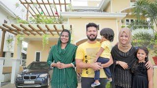 HOME TOUR 😍 | Mashura | Basheer Bashi | Suhana