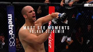 Must See Moments: Volkan Oezdemir