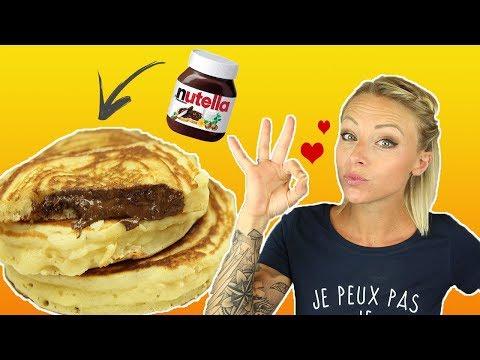 ♡•-recette-pancakes-nutella-•♡