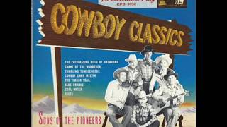 Sons of the Pioneers - Cowboy Camp Meetin'