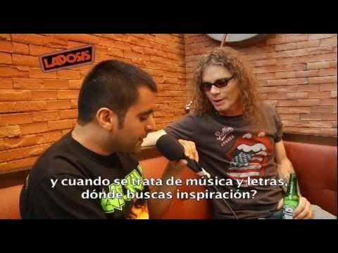 LA DOSIS Entrevista a Bobby Blitz de OVERKILL - www.ladosis.cl