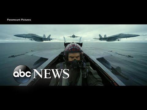 Eric Hunter - Finally Top Gun: Maverick' Trailer