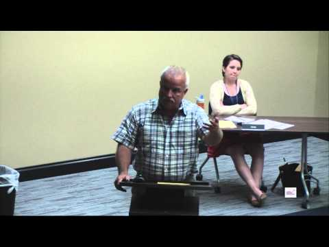 Board of Education Meeting: August, 2015