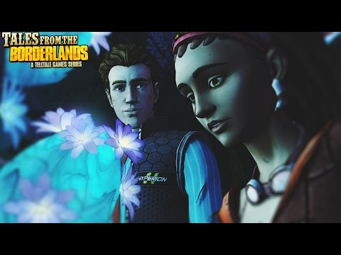 Tales From The Borderlands Episode 3 Soundtrack - Rhys And Sasha