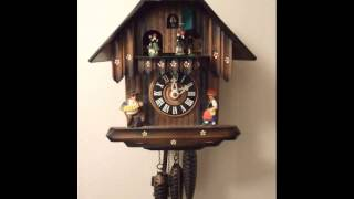 Gm Cuckoo Clock West Germany Ebay