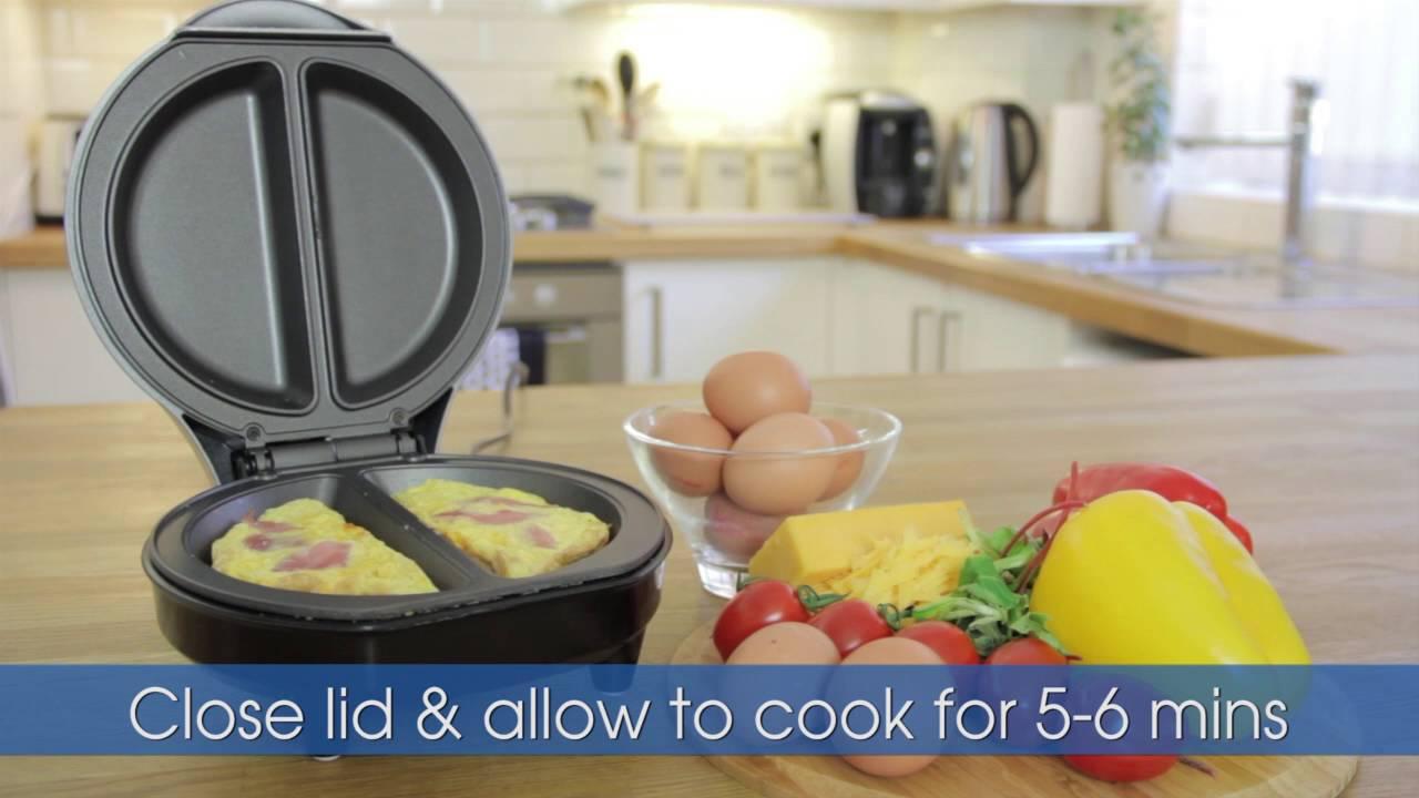 Quest omelette maker