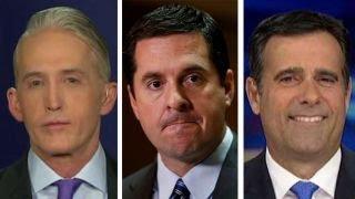 Reps. Gowdy and Ratcliffe on Nunes' criticisms of DOJ, FBI