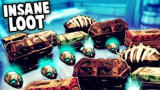 How to GET the MOST TREASURE, GOLD, LOOT in Sea of Thieves (Sea of Theives Gameplay)