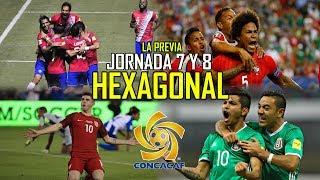 LA PREVIA►JORNADA 7 Y 8 HEXAGONAL FINAL►ANÁLISIS-PARTIDAZOS-PRONÓSTICOS
