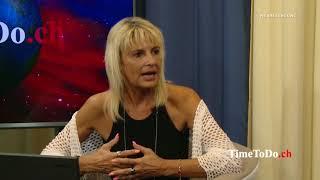 Silvia Multner zur Eröffnung Ihrer neuen Praxis im Interview bei TimeToDo.ch 30.08.2017