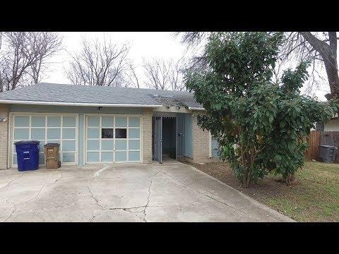 Austin, TX Homes for Rent, 3BR/2BA: 10307 E Rutland Village, Austin, TX 78758