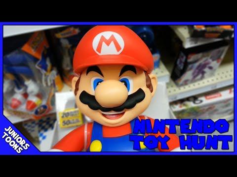 Toy Hunt Toys R Us Nintendo Toys | JUNIORS TOONS
