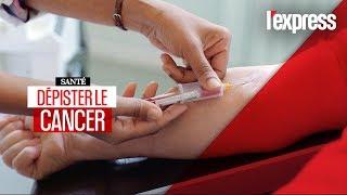 Dépister le cancer avec une prise de sang
