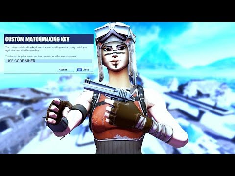 EU HOSTING CUSTOM MATCHMAKING SCRIMS |NEW FORTNITE TACTICAL SHOTGUN  |CUSTOM GAMES LIVE