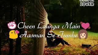 💔Zindagi Bewafa Hai Yeh Maana Magar song | Whatsapp Status Lyrical video😘