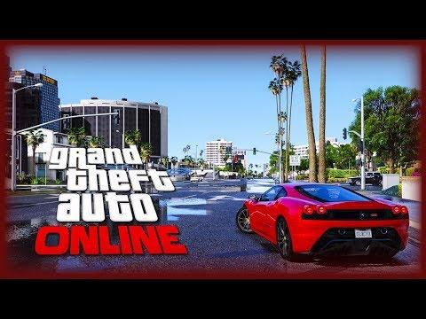 ВЕЧЕР ВТОРНИКА ►GTA ONLINE ►Grand Theft Auto Online #27 thumbnail