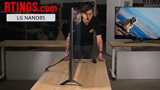 LG NANO85 TV Review (2020) - The New NanoCell TV