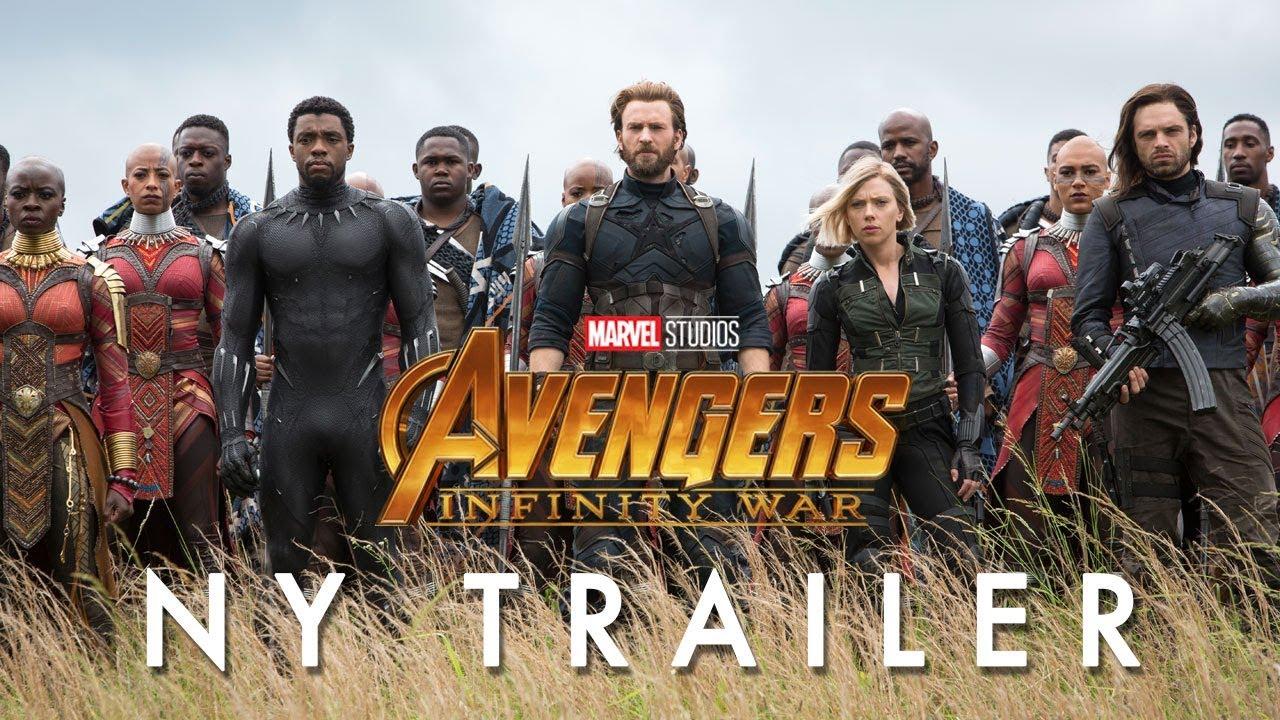 Avengers: Infinity War – NEW TRAILER - Official DK Marvel | HD