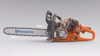 видео Устройство и принцип работы двухтактного двигателя