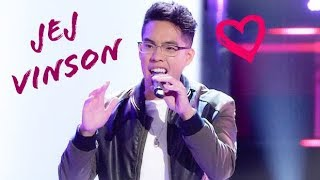 Jej Vinson Performances The Voice