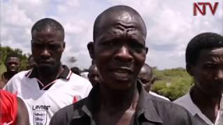 E Mukono n'e Luweero bali mukuyigga omugga be gwatutte