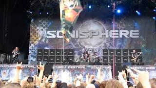 Slayer - Spirit In Black @ Sonisphere Festival Finland 2010