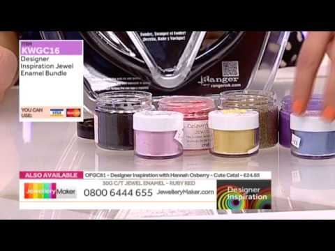 Learn How to Make Perspex Jewellery [Tutorial]: Jewellery Maker DI 23-3-14