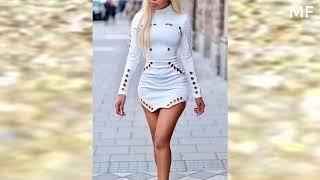 moda s OUTFITS CON JEANS 2019 PANTALON Corto minifalda MEZCLILLA