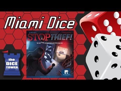 Miami Dice: Stop Thief!