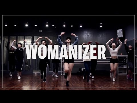 Britney Spears - Womanizer | BisMe Choreography