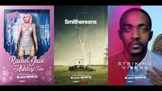 Черное зеркало 5 сезон (2019) - Обзор новых серий